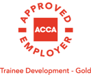 ACCA Approved Employer: Trainee Development - Gold